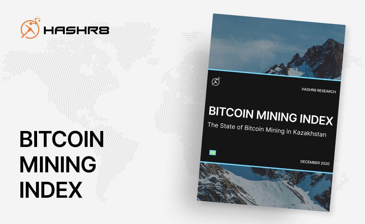Bitcoin Mining Index – Kazakhstan